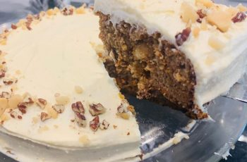 Carrot Cake Cheese Cream
