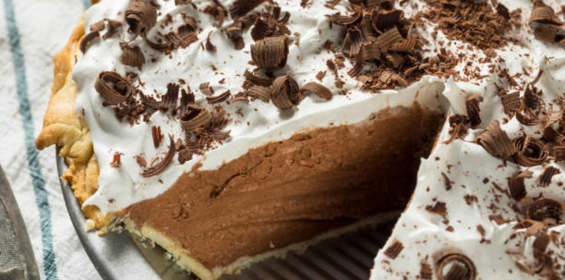 French Chocolate Silk Pie - Picture 1